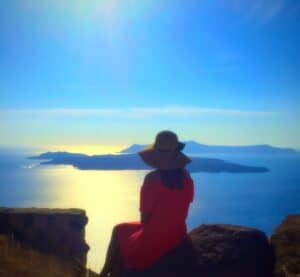 Secret Photo Spot in Santorini 1