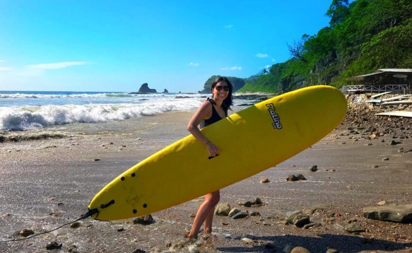 Learning how to surf with DreamSeaSurf 2