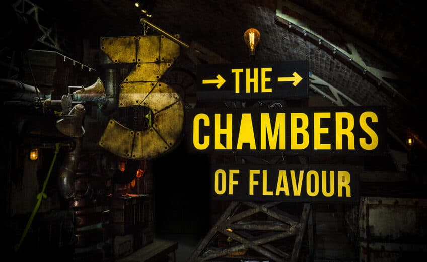 Chambers Of Flavour V3: Only The Brave Will Dine 2