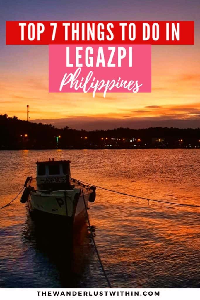 Top 7 Things To Do In Legazpi Philippines 4