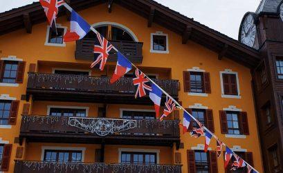 The Great British Celebration in Les Arcs 4