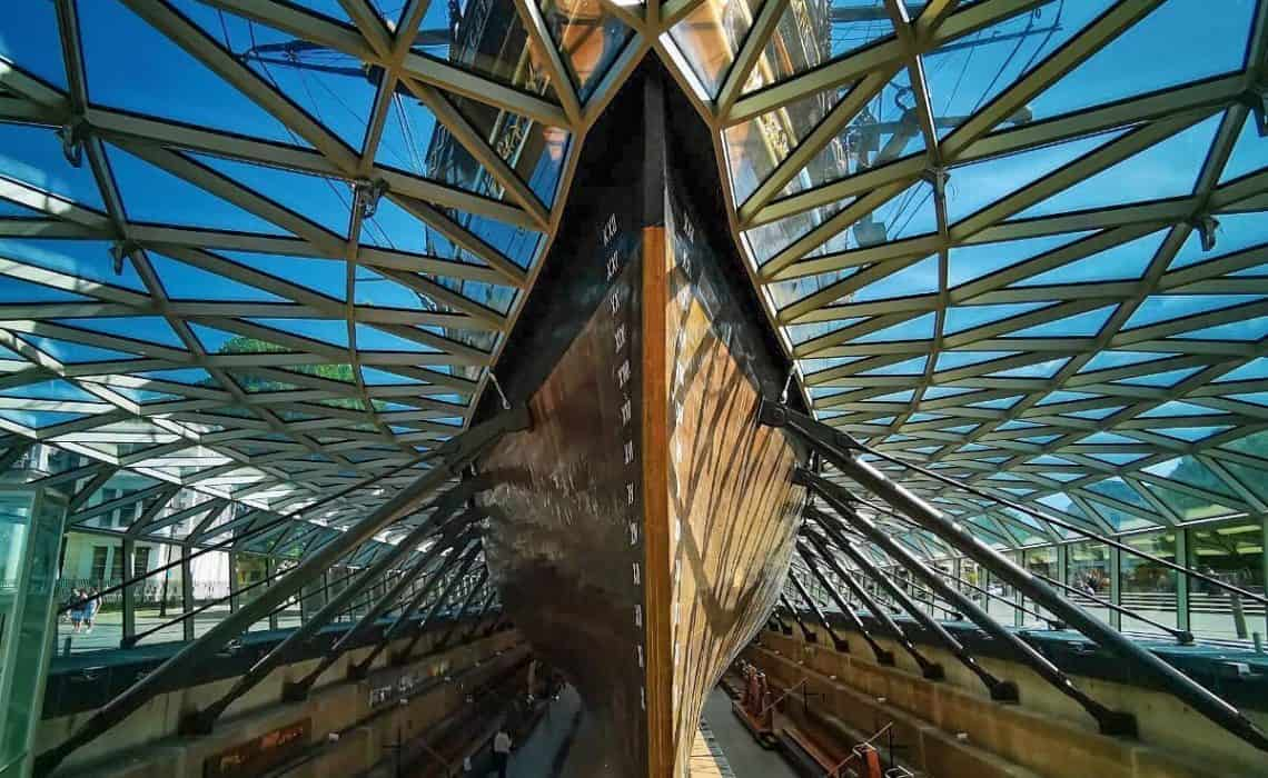 Afternoon Tea at the Cutty Sark Greenwich 2