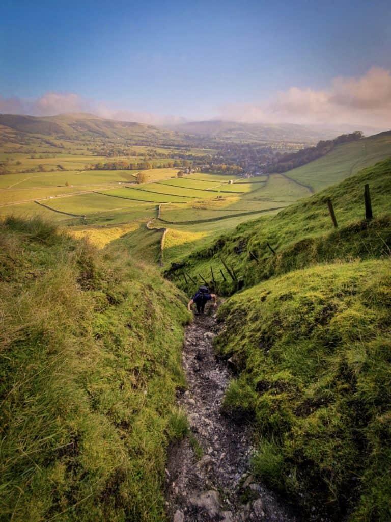 Castleton Peak District