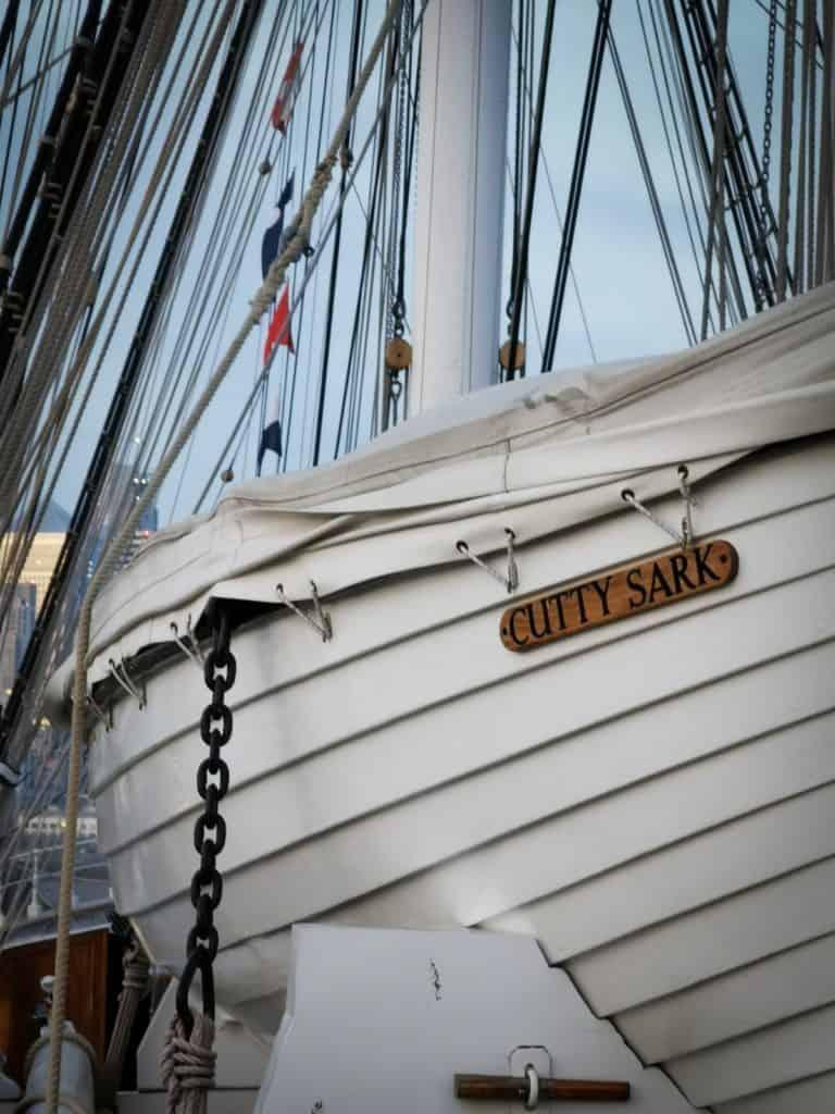 Cutty Sark 150th Birthday Weekend Celebration 5