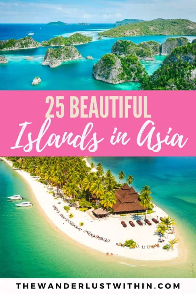 25 most beautiful islands in asia you cant miss