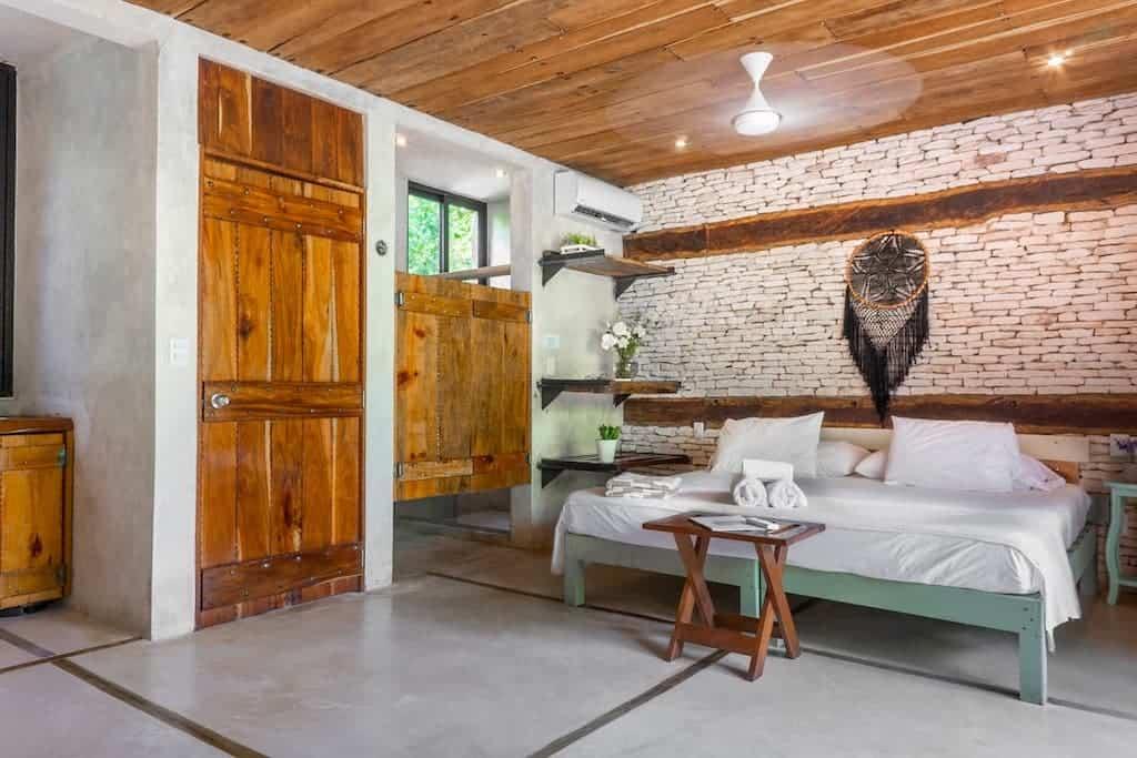 airbnb mexico tulum bedroom suite