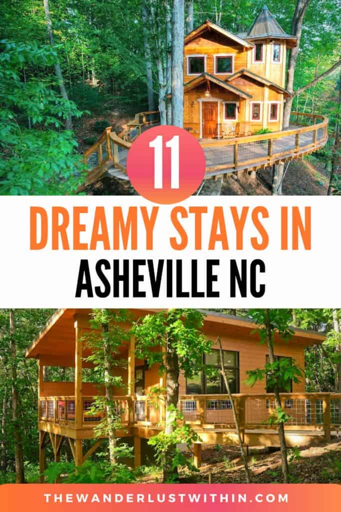 asheville north carolina airbnb