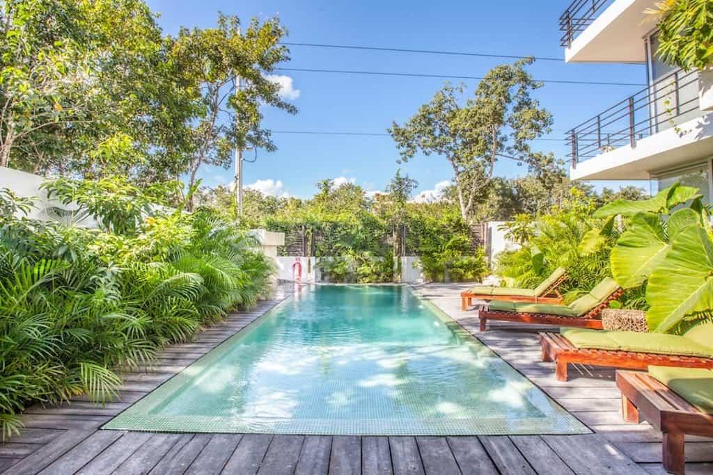 best airbnb in tulum Beautiful Condo in Downtown Tulum