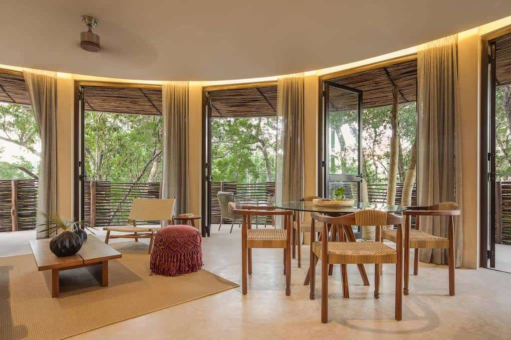 airbnb in tulum mexico