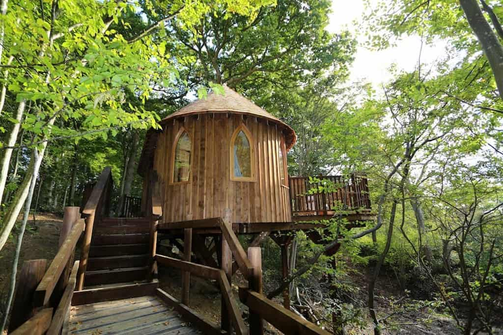 Picture of: Treehouse Holidays Uk 11 Of The Best Uk Treehouses To Stay In 2020 21 The Wanderlust Within