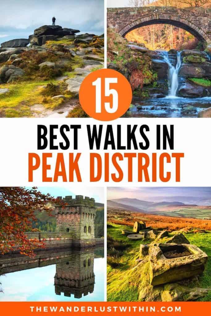 best walks in peak district