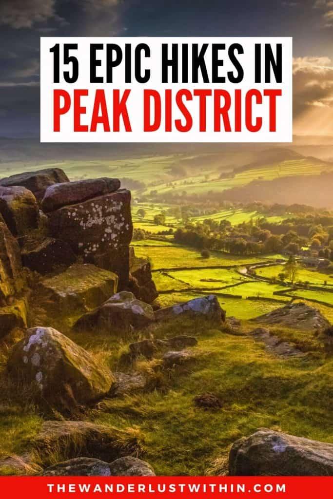top peak district walks