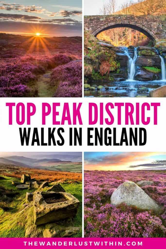 best walks in the peak district
