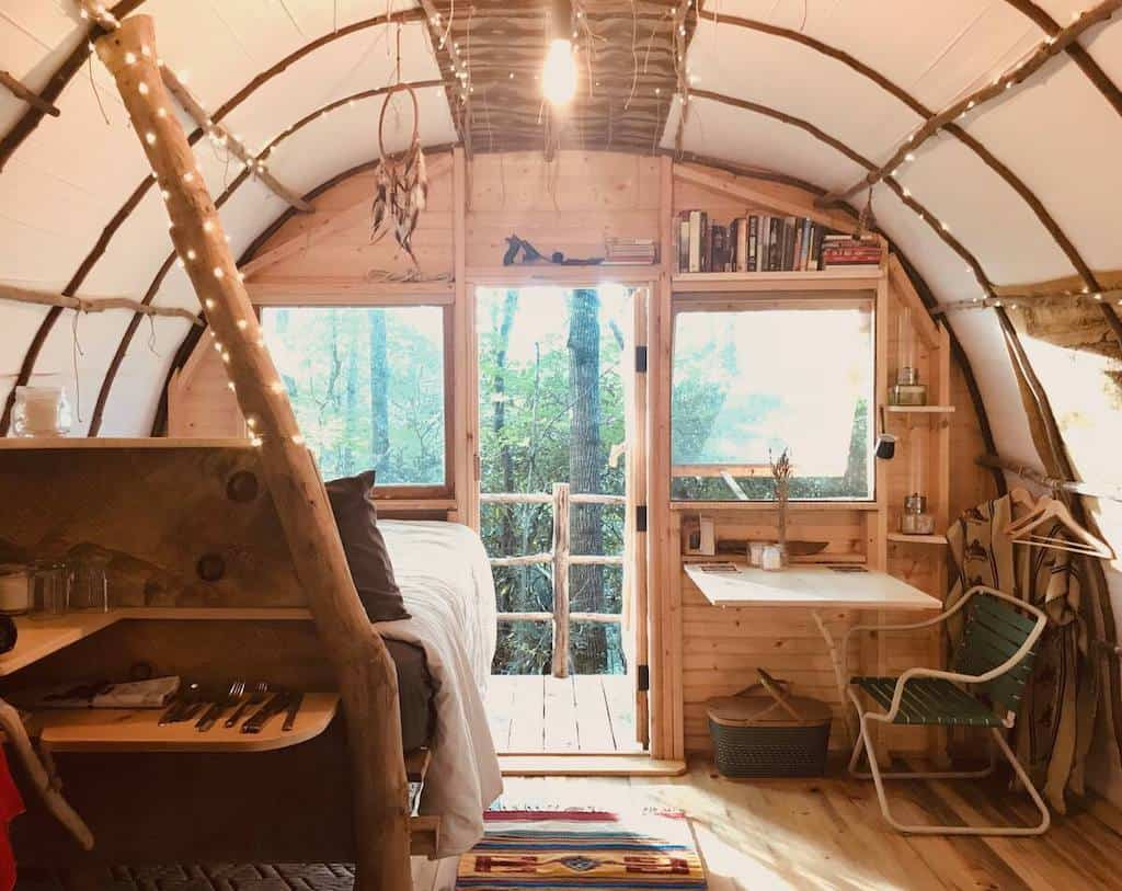 glamping asheville nc airbnb