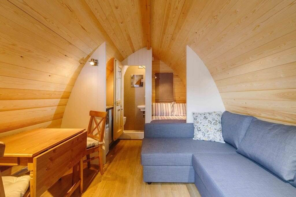Willowherb pod cotswolds airbnb