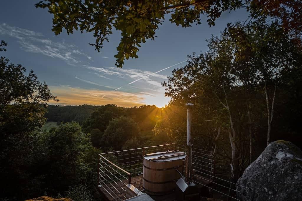 airbnb derbyshire peak district