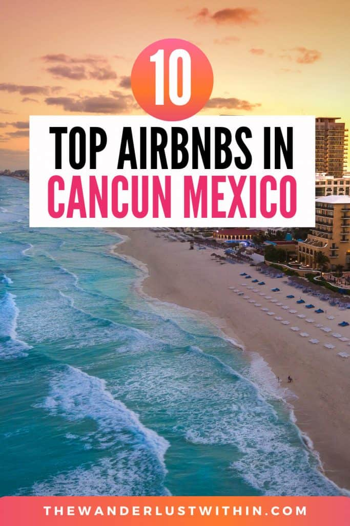 vacation rental cancun airbnb mexico