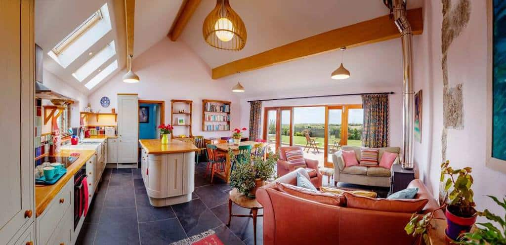 airbnb uk cornwall beach house rentals cornwall penzance
