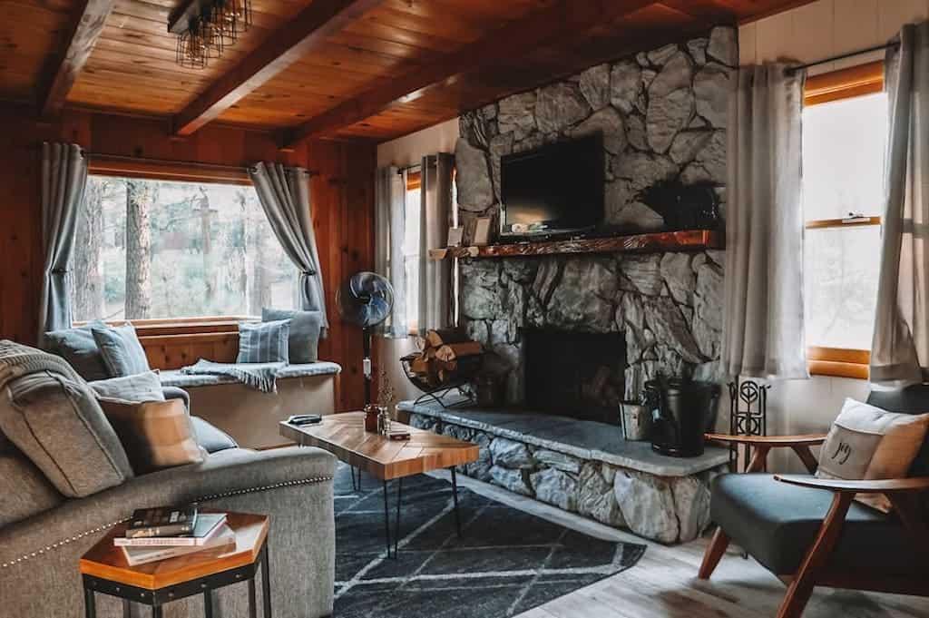 air b and b big bear cheap cabins