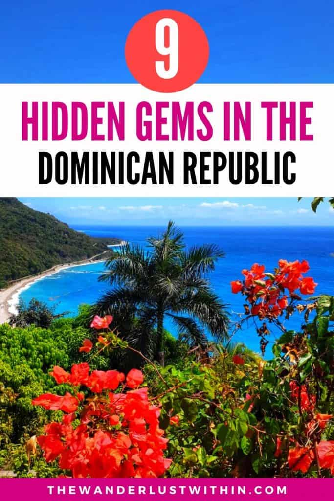 beautiful places in Dominican Republic