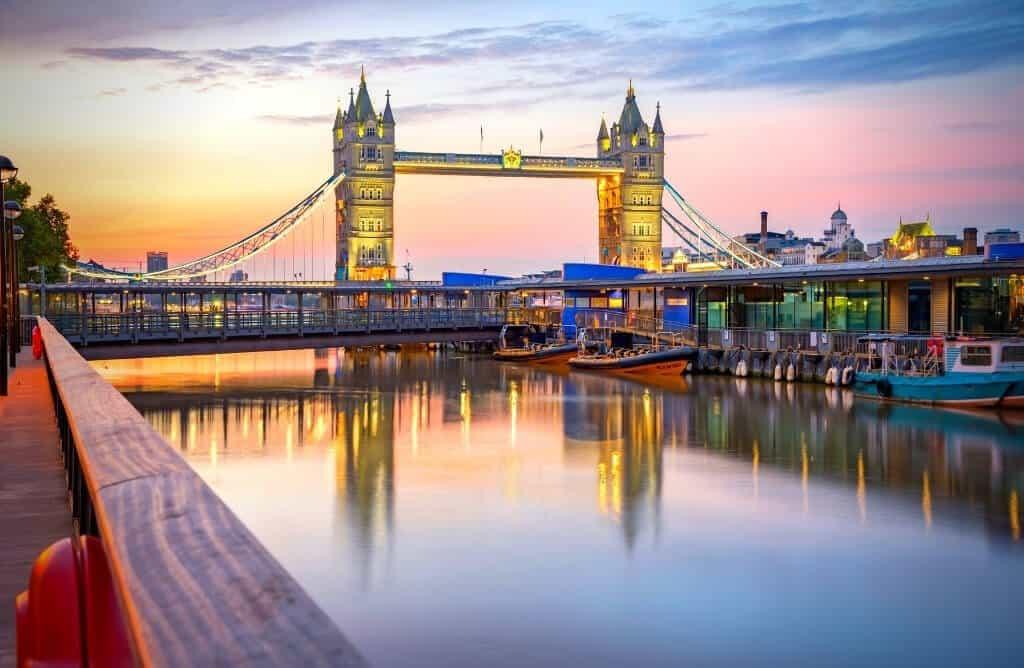 famous london quotes about tower bridge