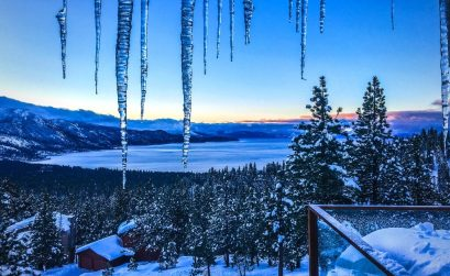 cabins in lake tahoe airbnb winter