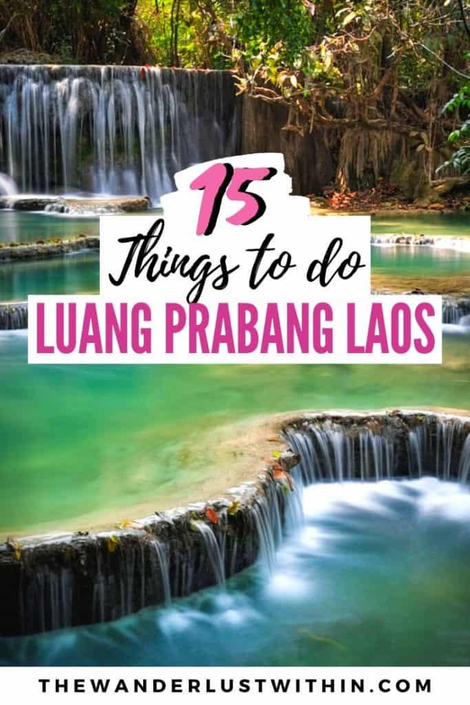 15 things to do in luang prabang laos
