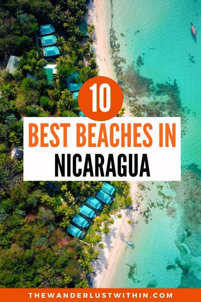 10 unmissable beaches in nicaragua