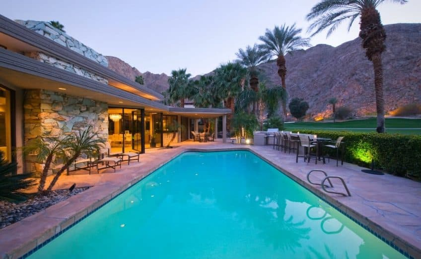 vacation rentals palm springs