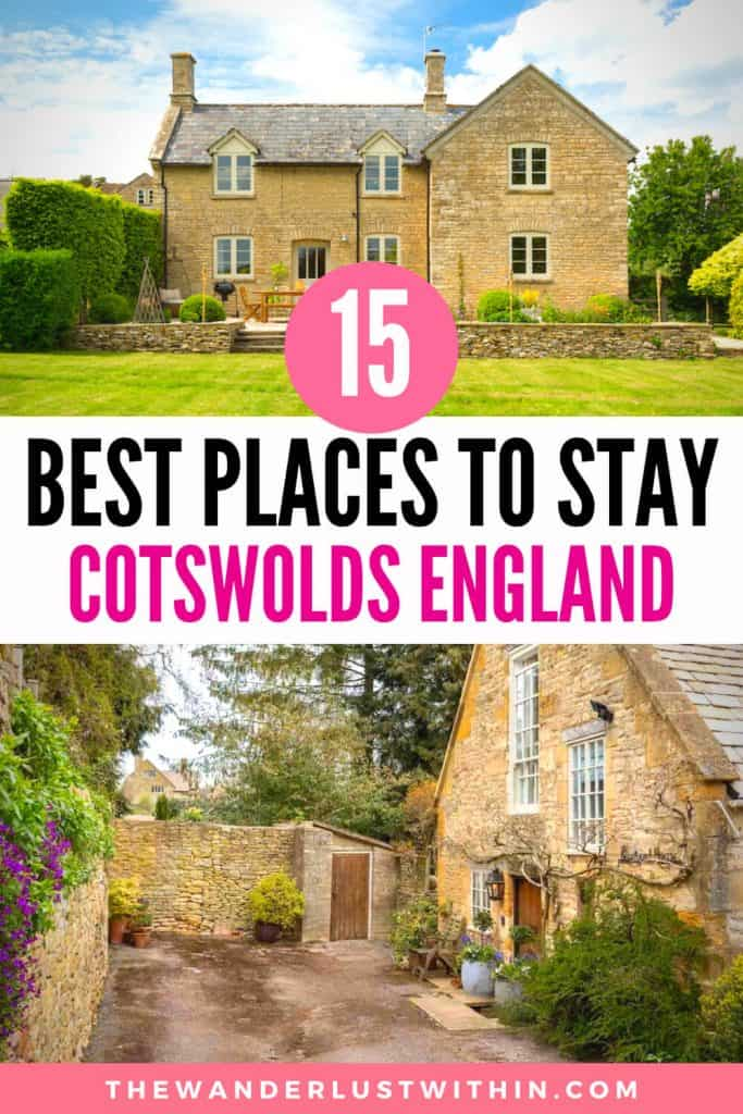 holiday cottages in cotswolds airbnb