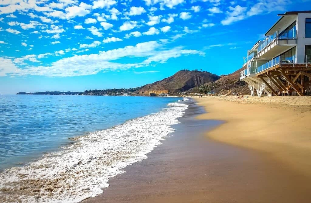 famous california quotes about malibu