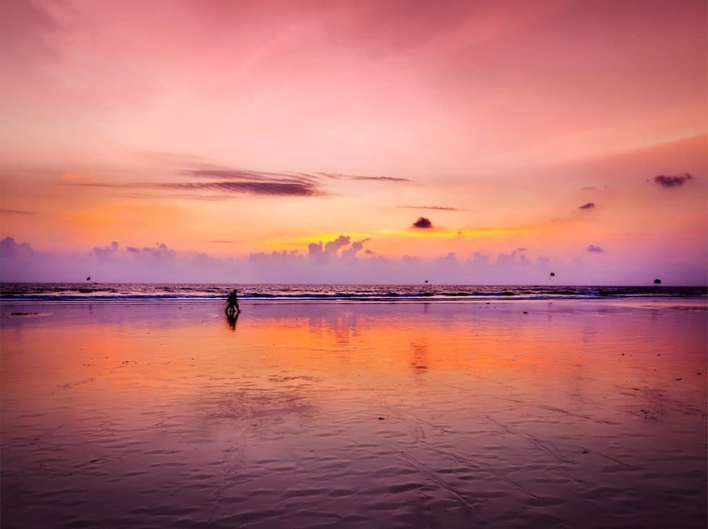 sky captions for instagram caption for sunset