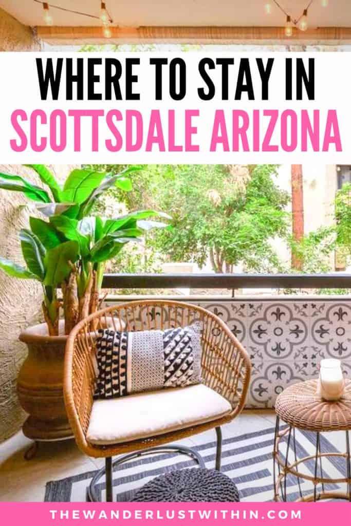 scottsdale az airbnb