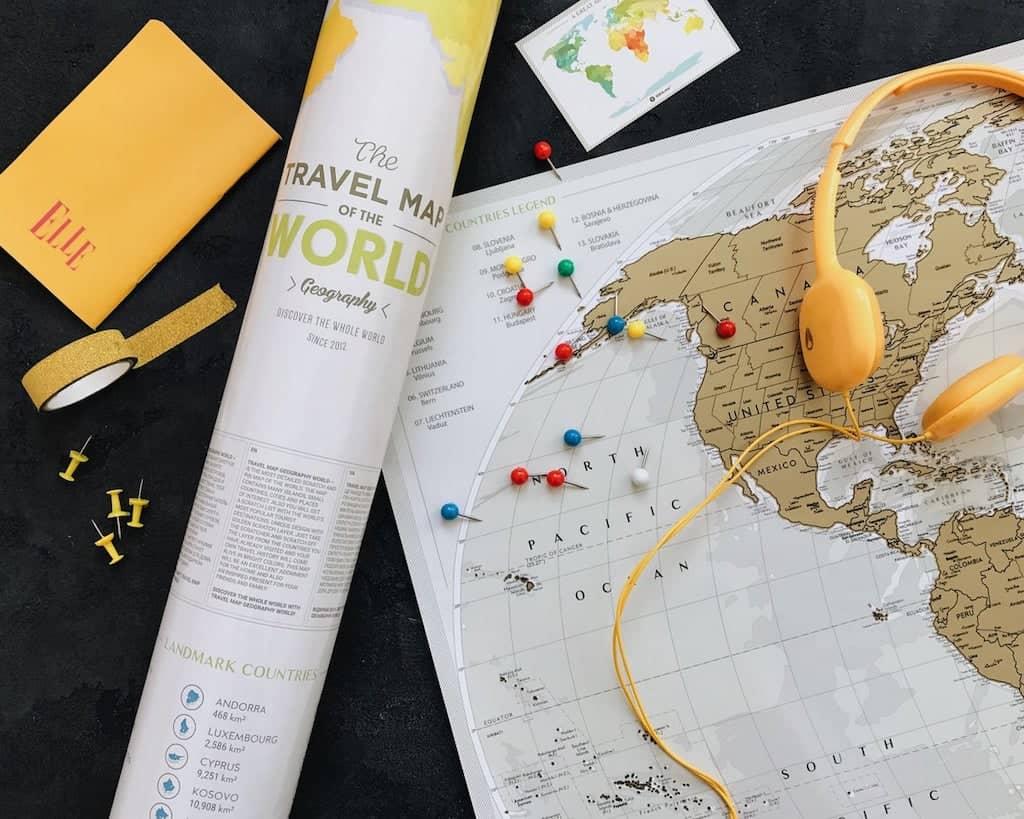 scratch world map