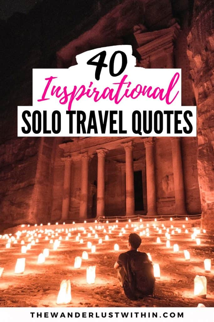 inspirational travel solo quotes