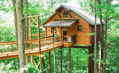 berlin ohio treehouse cabins ohio