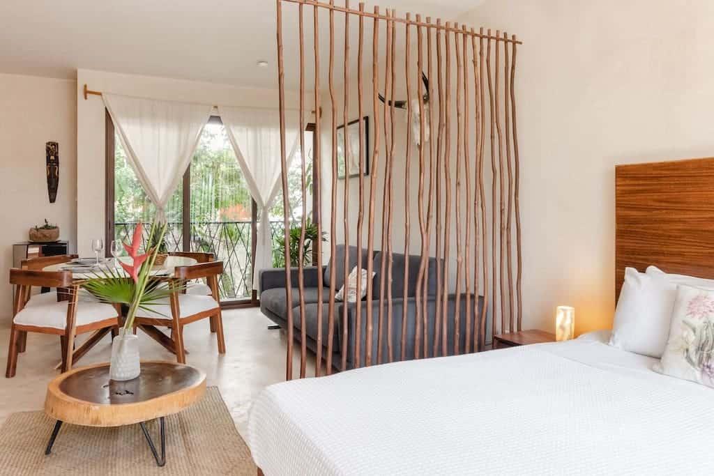 airbnb tulum beach mexico