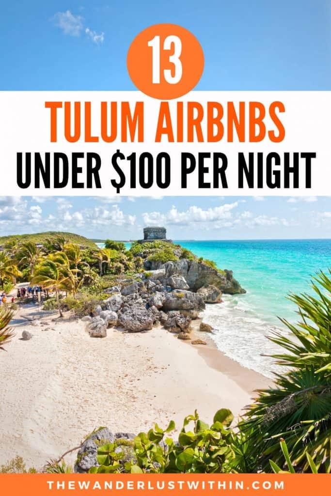 rentals in tulum airbnb
