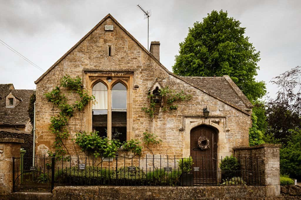 Old school house is a village in the cotswolds