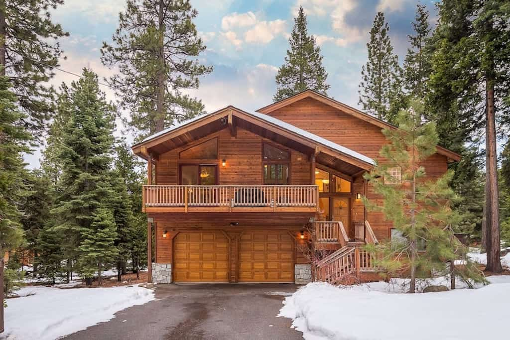 airbnb tahoe cabin rentals on the lake